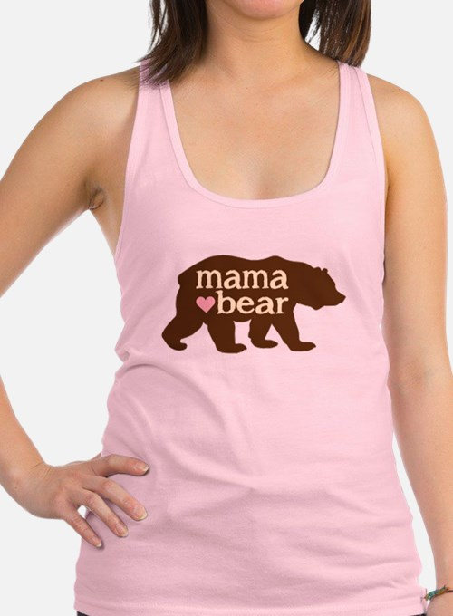 Cute Mothers day Racerback Tank Top