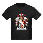 Seelig Family Crest Kids Dark T-Shirt