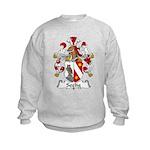 Seelig Family Crest Kids Sweatshirt