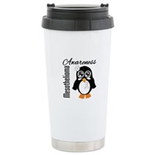 Mesothelioma Penguin Travel Mug