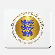 Danmark Emblem Mousepad