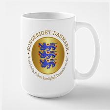 Danmark Emblem Mugs