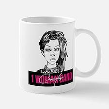 Chaquis Maliq 1 Woman Band Mugs