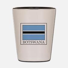Botswana Shot Glass