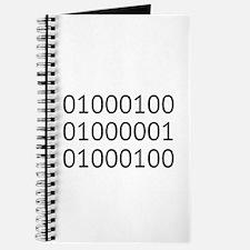 DAD in Binary Code Journal