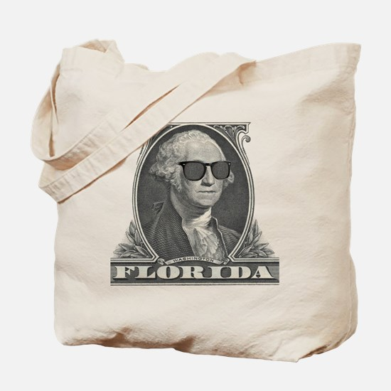 Washington Visits Florida Tote Bag