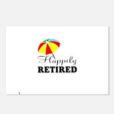 Retired Postcards (Package of 8)