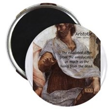 "Wise Quotations: 2.25"" Magnet (10 pack)"