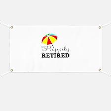 Retired Banner