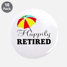 "Retired 3.5"" Button (10 pack)"