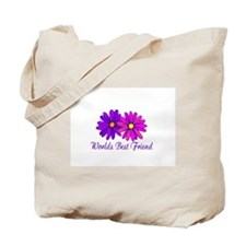 WORLDS BEST FRIEND Tote Bag