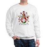 Schwager Family Crest  Sweatshirt