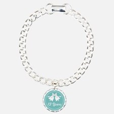 13th Anniversary Wedding Bracelet