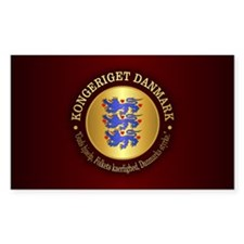 Danmark Emblem Decal