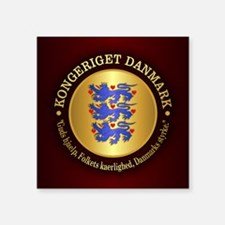 Danmark Emblem Sticker