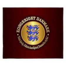 Danmark Emblem King Duvet