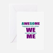 Motivation business Greeting Cards
