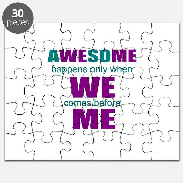 Motivation business Puzzle