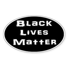 Black Lives Matter. Decal