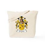 Schutz Family Crest Tote Bag