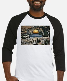 Dome of the Rock, Temple Mount, Je Baseball Jersey