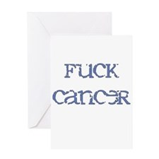 F*** Cancer Greeting Cards