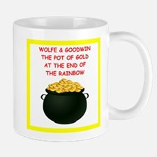 wolfe joke Mugs