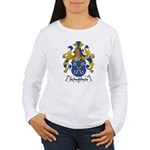 Schultheis Family Crest Women's Long Sleeve T-Shir