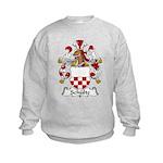 Schulte Family Crest Kids Sweatshirt