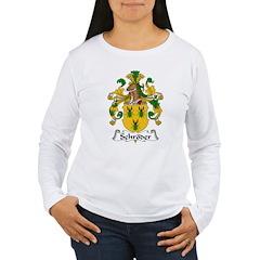 Schroder Family Crest T-Shirt