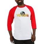 Wombania World Logo II Baseball Jersey