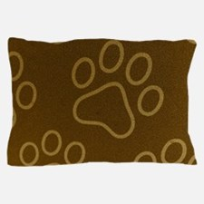 (Pet) Dog Prints Pillow Case