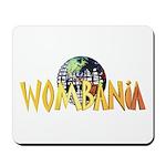 Wombania World Logo II Mousepad