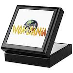 Wombania World Logo II Keepsake Box