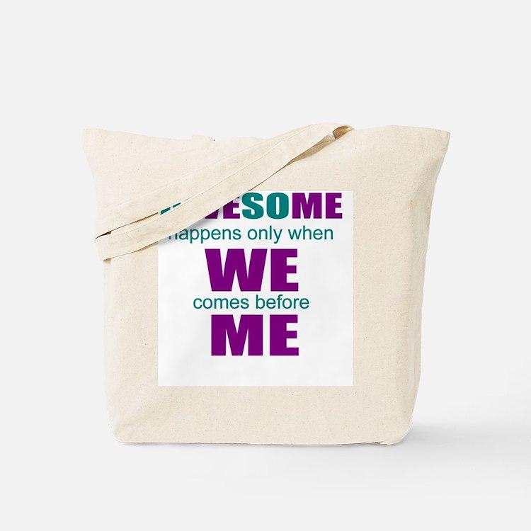 inspirational leadership Tote Bag