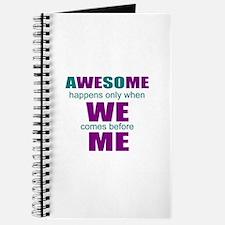 inspirational leadership Journal