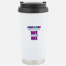 inspirational leadershi Travel Mug