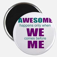 inspirational leadership Magnets