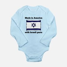 Made In America With Israeli Parts Body Suit