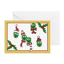 Peas on Earth Christmas Cards (20)
