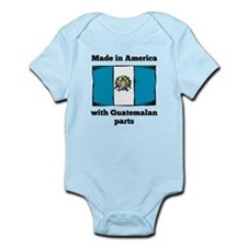 Made In America With Guatemalan Parts Body Suit