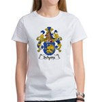 Schotte Family Crest Women's T-Shirt