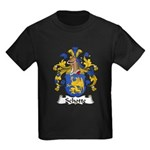 Schotte Family Crest Kids Dark T-Shirt