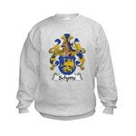 Schotte Family Crest Kids Sweatshirt