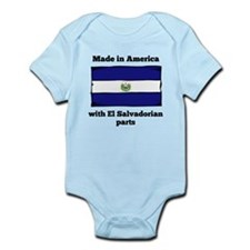 Made In America With El Salvadorian Parts Body Sui