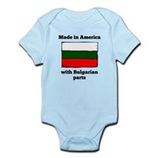 Made In America With Bulgarian Parts Body Suit