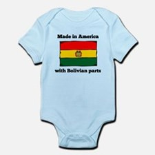 Made In America With Bolivian Parts Body Suit
