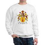 Schopfer Family Crest Sweatshirt