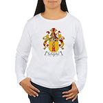 Schopfer Family Crest Women's Long Sleeve T-Shirt