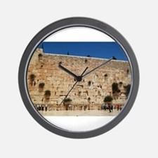 Western Wall (Kotel), Jerusalem, Israel Wall Clock